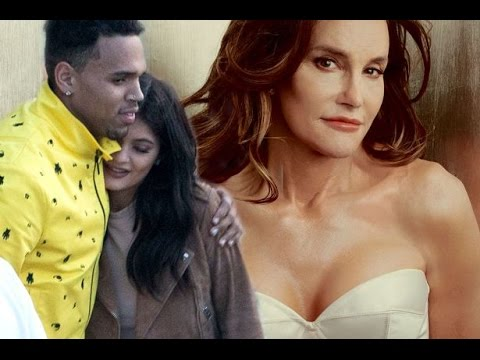 Chris Brown Wonders Why Akon Doesn't Get More Publicity & Disses Caitlyn Jenner.Kylie Responds.