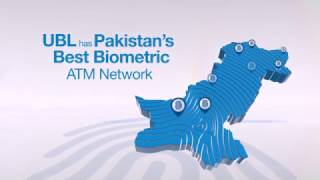 UBL Biometric ATM Network
