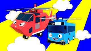 Tayo songs l  Flying Up In The Sky l Paper Play l Tayo the Little Bus