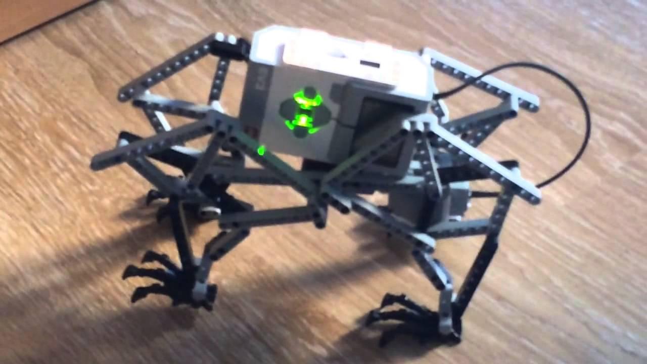 Как сделать механизмы для робота
