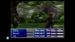 Final Fantasy VII Part 19 - Ultima Weapon