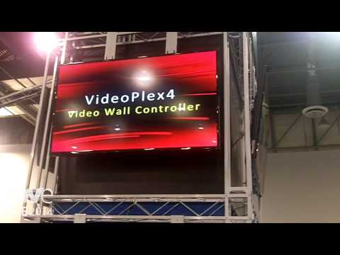 DSE 2014: Black Box Showcases VideoPlex4 Video Wall Controller