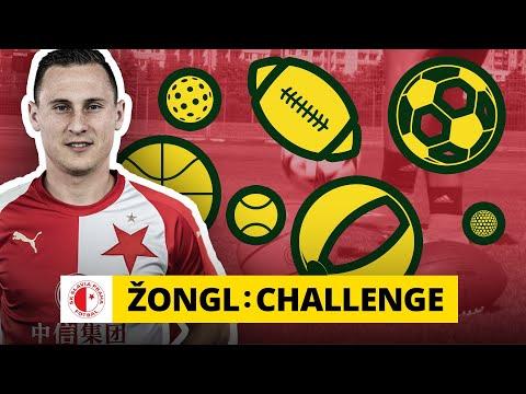 Žongl Challenge: Jan Bořil