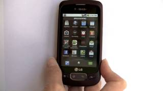 LG Optimus T Review