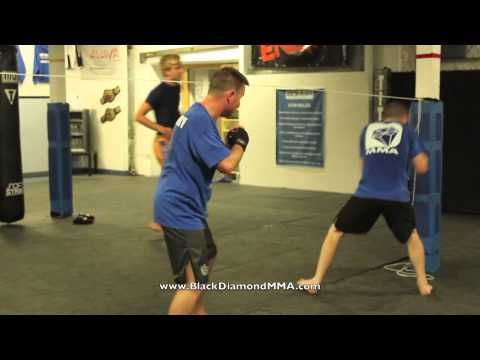 BDMMA: Head Movement drills for MMA part 2 Image 1