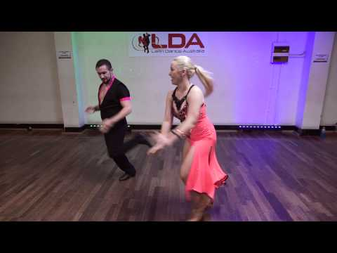 LDA Party 2014-12-06 - World Latin Dance Cup 2014 Shows #3/10