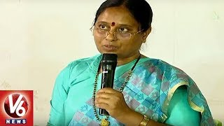 Former TRS MLA Konda Surekha Sensational Comments On CM KCR