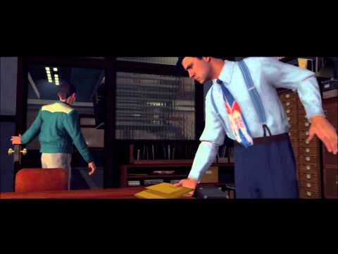 LA Noire Walkthrough: Case 11 - Part 4 [HD] (XBOX 360/PS3) [Gameplay]