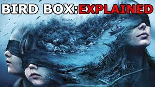 BIRD BOX EXPLAINED (How to Beat the Bird Box Creatures)