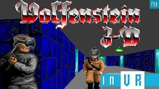 HOW TO Play Wolfenstein 3D in VR - The Original - HTC Vive, Oculus Rift, Windows Mixed Reality