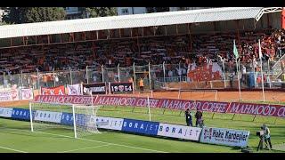 Adanaspor - konyaspor | Tribün videosu ve Olaylar
