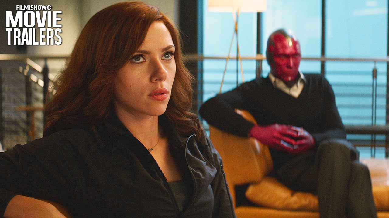 Everyone has a Right To Choose in a NEW Clip from Captain America: Civil War [HD]
