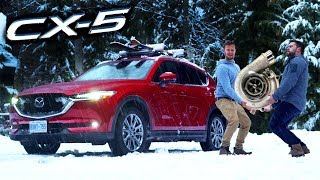 2019 Mazda CX-5 Review // It's TURBO Time