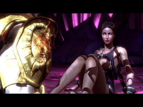 Let's Play: God Of War Iii Hd | Folge #20 - Porn With Aphrodite video