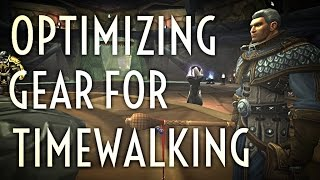 WoW Guide - Optimizing your Gear for Timewalking