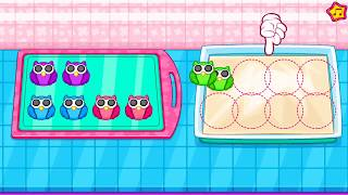 Cook Owl Cookies For Kids - Game for kids