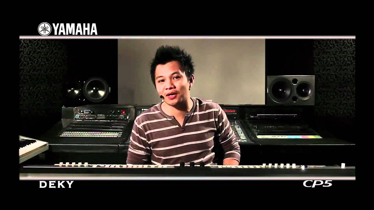 Yamaha cp5 1 youtube for Yamaha cp50 review