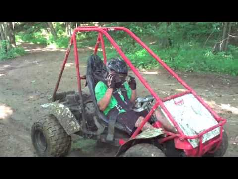 Go karts for sale in pa - Fl250 Honda Odyssey Off Road Go Kart Greene County Pa Youtube