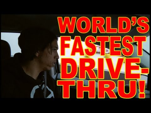 World's Fastest Drive-Thru