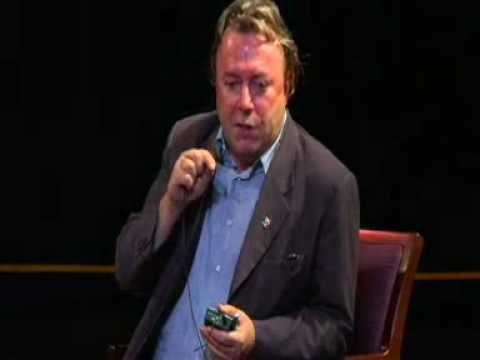 Hitchens: why fight religion?
