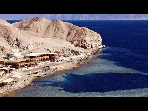 Dahab and Blue hole - Red sea, Sinai, Egypt