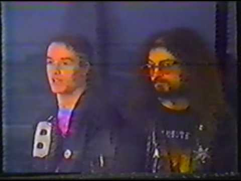 FAITH NO MORE 1990: interview with Jim Martin&Mike Patton