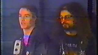 FAITH NO MORE 1990: interview with Jim Martin & Mike Patton
