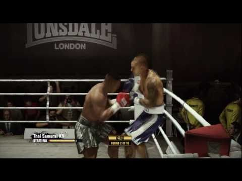 Fight Night Champion: Ranked Match - Mike Tyson Vs Isaac Frost Image 1