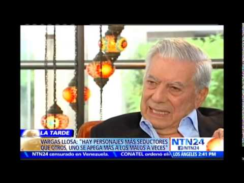 Mario Vargas Llosa habla sobre Gabriel García Márquez y cuestiona al régimen venezolano