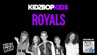 Watch Kidz Bop Kids Royals video
