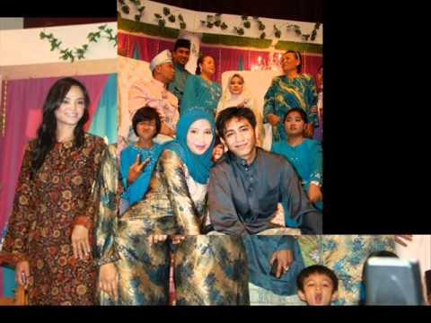 (GAMBAR)Datuk Siti Nurhaliza Dan Keluarga Di Majlis Perkahwinan Adiknya