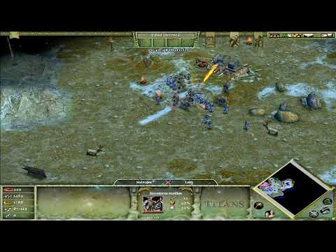 Age of Mythology: The Titans - Misión 1: