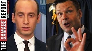 Who Is More Dangerous: Stephen Miller Or Kris Kobach?