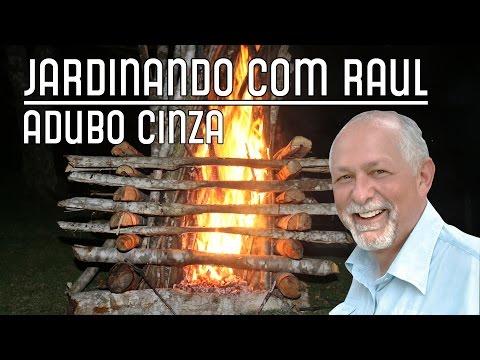 Jardinando com Raul - Adubo Cinza