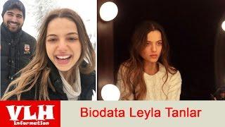 Biodata Leyla Tanlar Pemeran Cansu dalam Serial Cansu dan Hazal Season 2