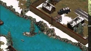 Прохождение игры коммандос в тылу врага