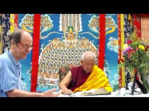The Buddha as teacher