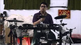 download lagu Noah - Suara Pikiranku Drum Cover gratis