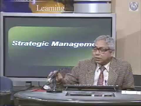 Strategic Management (Part I)