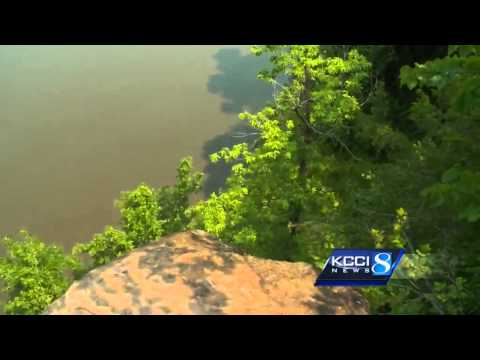 Another 40-foot cliff fall reported at Ledges State Park