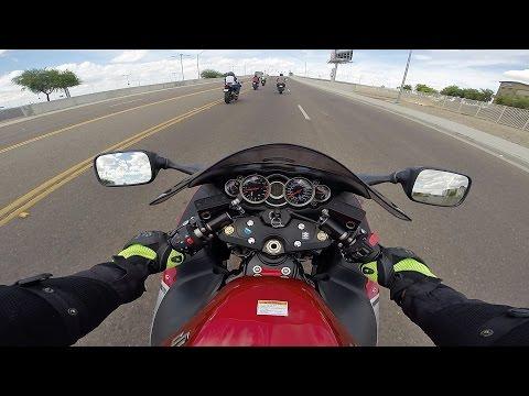 2016 Suzuki Hayabusa - Test Ride Review