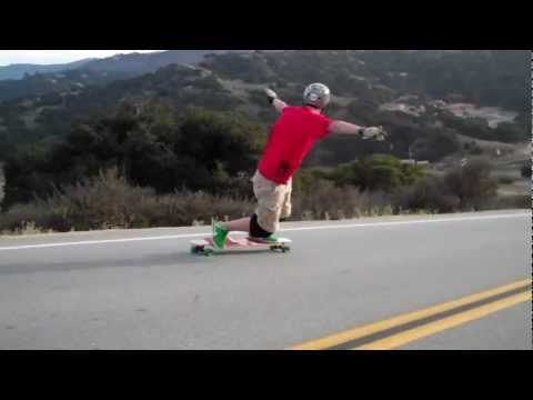 Winter Shred - Nersh Longboarding