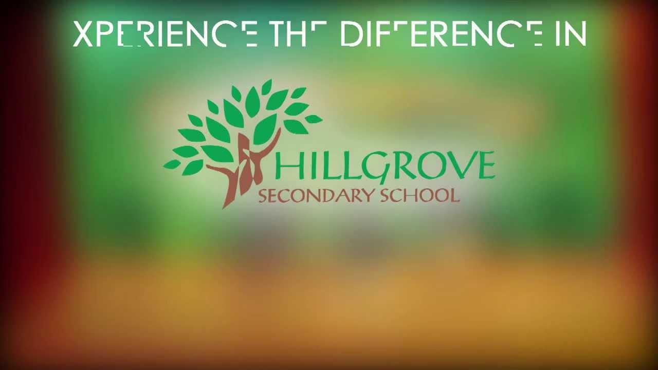 Hillgrove Secondary School Hillgrove Secondary School