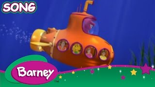 Watch Barney If I Lived Under The Sea video