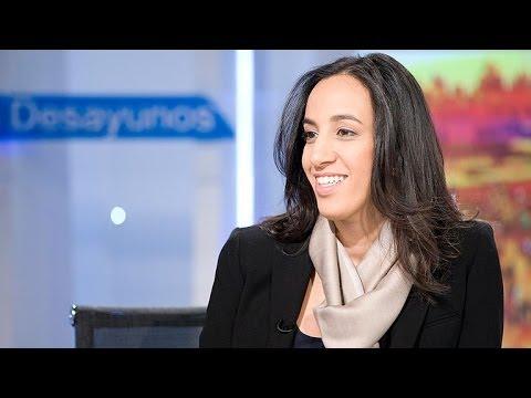 Tve entrevista a Mbarka Bouaida ministra delegada de Asuntos Exteriores de Marruecos