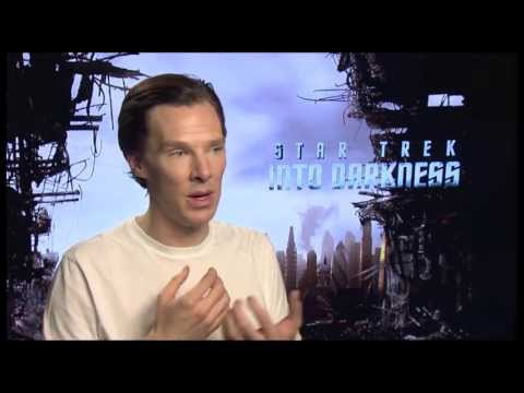 Benedict Cumberbatch Interview - Star Trek Into Darkness