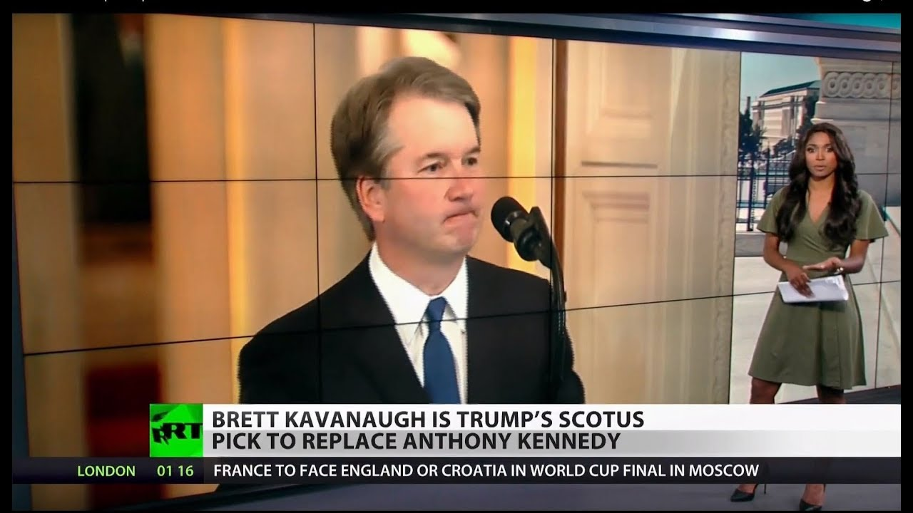 A Profile of Brett Kavanaugh, Trump's SCOTUS Nominee