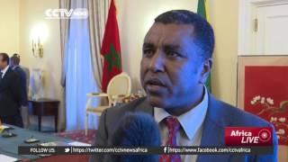 Moroccan King makes maiden trip to Ethiopia
