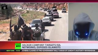 We take down hundreds of ISIS sites, fight w/o guns - 'Anonymous' hacker