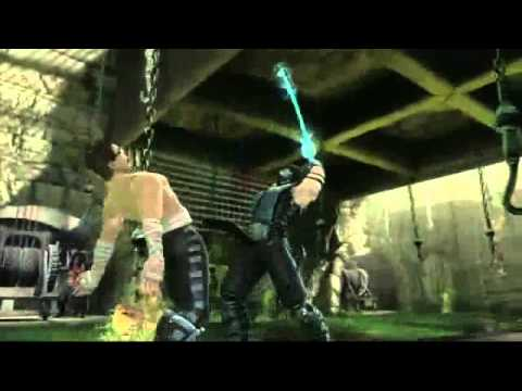 Mortal Kombat 2011 GamePlay Trailer